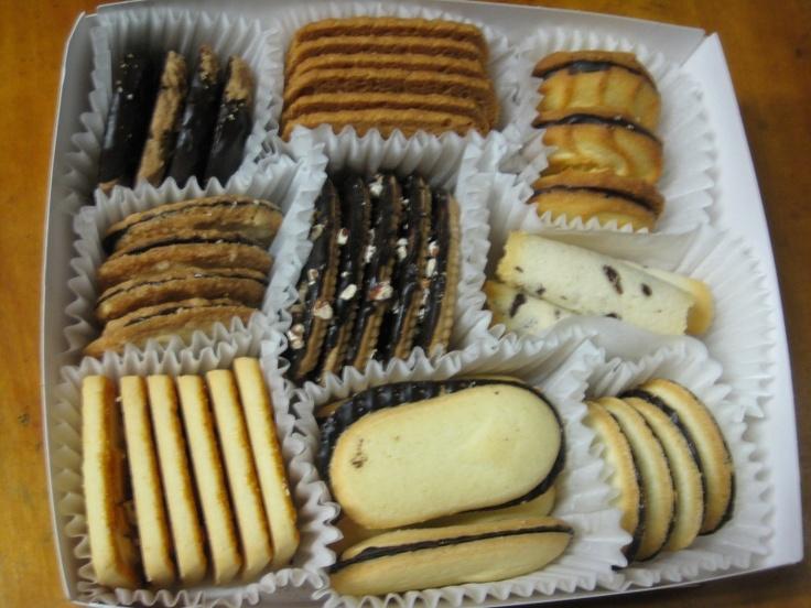 Pepperidge Farm cookies. yummy yummy