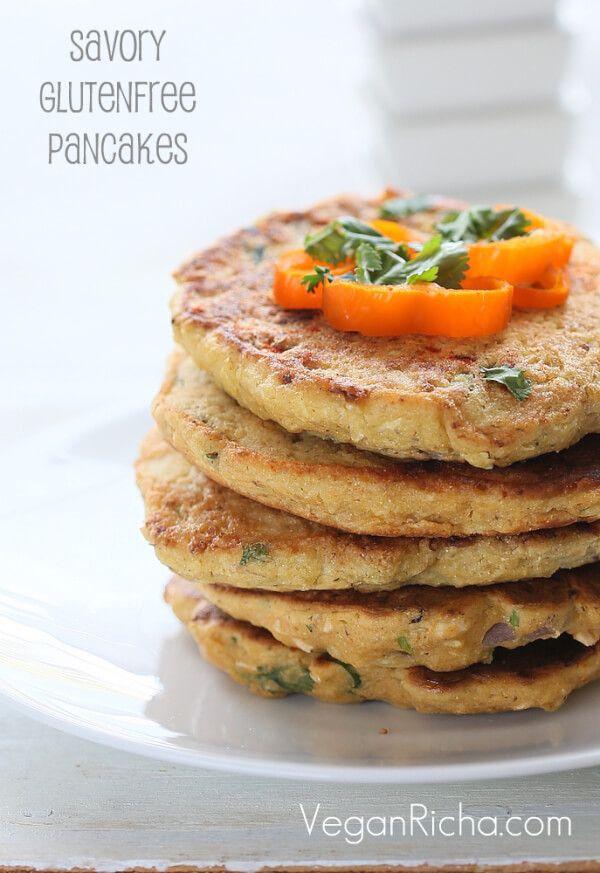Garbanzo Bean Flour Pancakes Recipe plus 24 more of the best gluten-free chickpea flour recipes