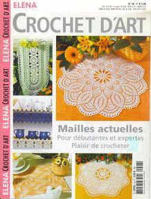 Elena Crochet D'art num 28 - Beth Muller - Picasa Web Albums