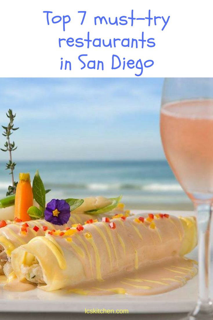 WHERE TO EAT OUT IN SAN DIEGO LIKE A LOCAL #sandiego #travel #foodtravel #california