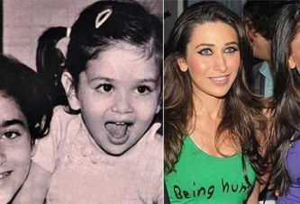Unseen Childhood Pictures of Bollywood celebrities