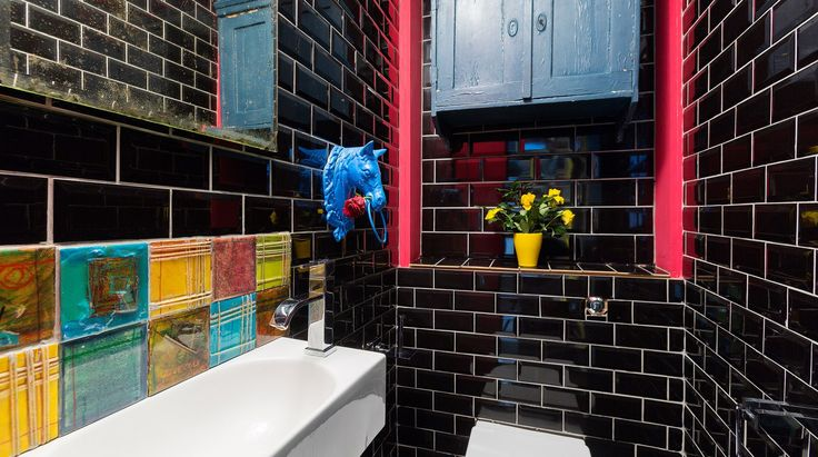 17 Best Ideas About Quirky Bathroom On Pinterest