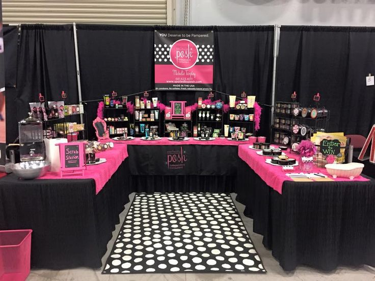 Perfect Vendor Display by Michelle Tarpley