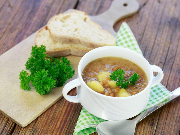 Przepis na zupę grochową