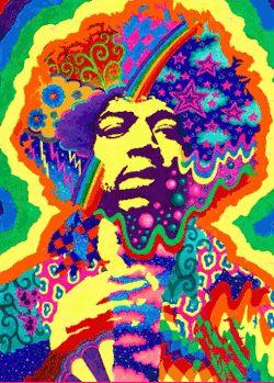 gif trippy music lsd guitar shrooms acid trip jimi hendrix rave coachella trippy gif legendary