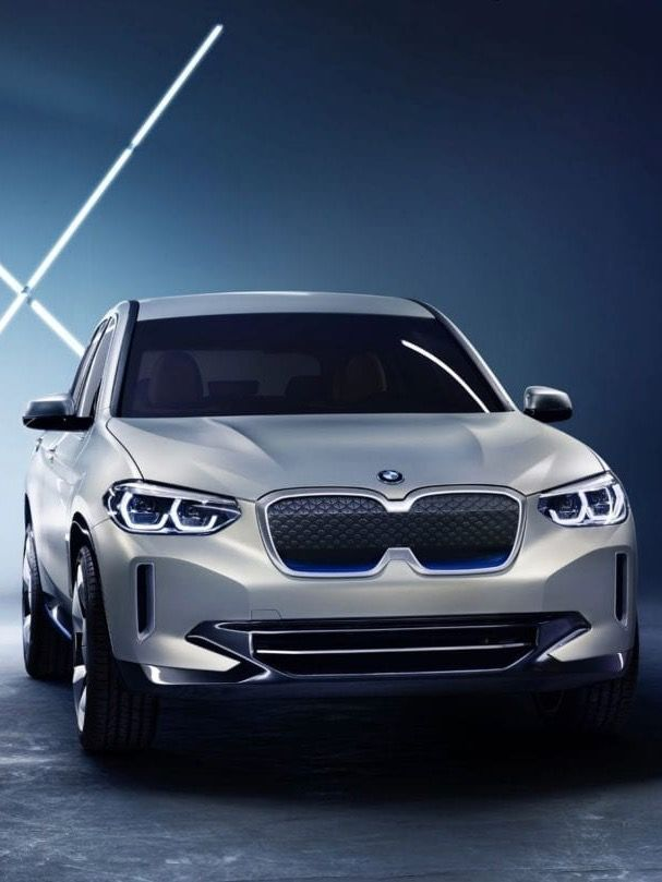 Bmw Unveiled Ix3 And It Looks Just Perfect In 2020 Bmw Electric Car Concept Bmw I