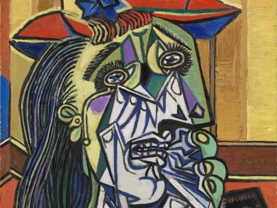 Maths: Estimating, Naming and Measuring Angles with Picasso's Weeping Woman