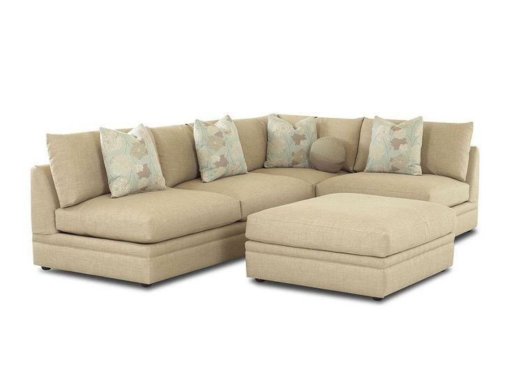 Klaussner Living Room Melrose Place Fabric Sectional - Klaussner Home  Furnishings - Asheboro, North Carolina - 60 Best Images About USA Made Upholstery - And Killer Pricing! On