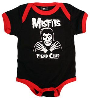 Misfits Fiend Club Baby Body