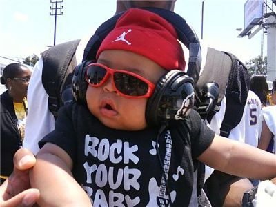Our youngest DJ