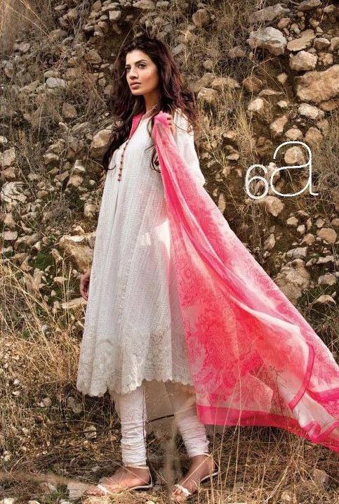 Sana Safinaz Summer 2013 Collection