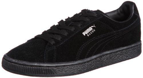 Puma Suede Classic+, Baskets Basses Mixte Adulte, 48.5 EU: Matériau supérieur en velours confortable. Perforations pour plus de…