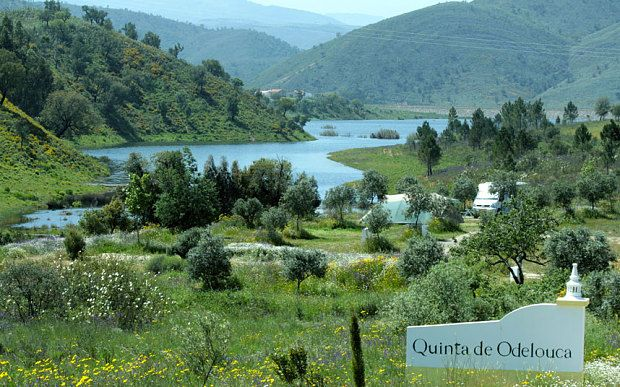 Quinta de Odelouca and Lima Escape in Portugal are two of Europe's best camping sites by lake and river according to UK Telegraph - In this extract from 'Cool Camping Europe', editor Jonathan Knight chooses his favourite sites near the continent's lakes, rivers, reservoirs and waterfalls - May 2015