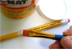 TO DO: Create some DIY pencil messages for school start-up and for my book-loving friend