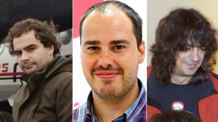 Syria conflict: Kidnapped Spanish journalists freed - BBC News