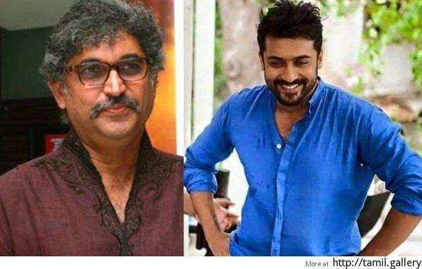 Suresh Menon not playing baddie in Suriya's next - http://tamilwire.net/58202-suresh-menon-not-playing-baddie-suriyas-next.html