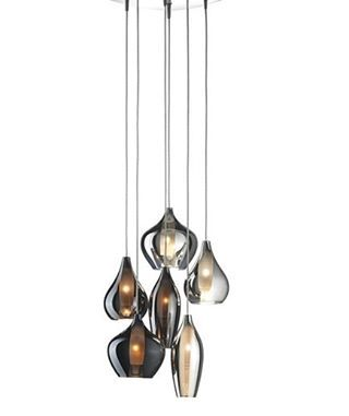 EXQUISITE BOROSILICATE HAND BLOWN GLASS WITH A DIFFUSED INNER SATIN GLASS.  AVAILABLE IN A RANGE