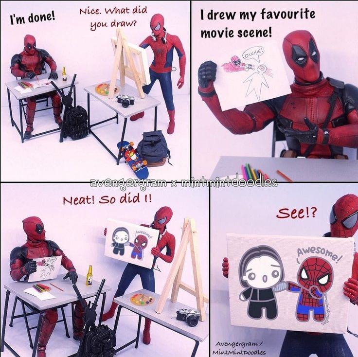 What is your favorite Marvel movie scene? My collaborative piece with @Avengergram :) Thanks for having me on this one. Love your work and humor You can follow Avengergram on Instagram and Facebook here:  https://www.geekgroks.com/collections/superheroes