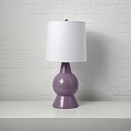 Beacon Purple Table Lamp  | The Land of Nod