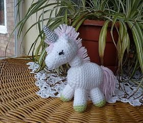 Free crochet patterns Yellow, Pink and Sparkly: Free Crochet Patterns