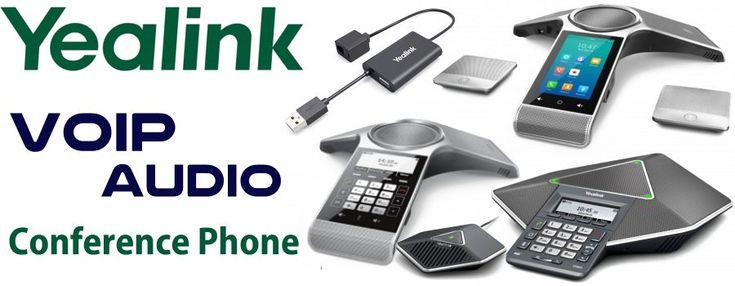 Yealink Conference Phones - http://www.vdsae.com/yealink-conference-phones/