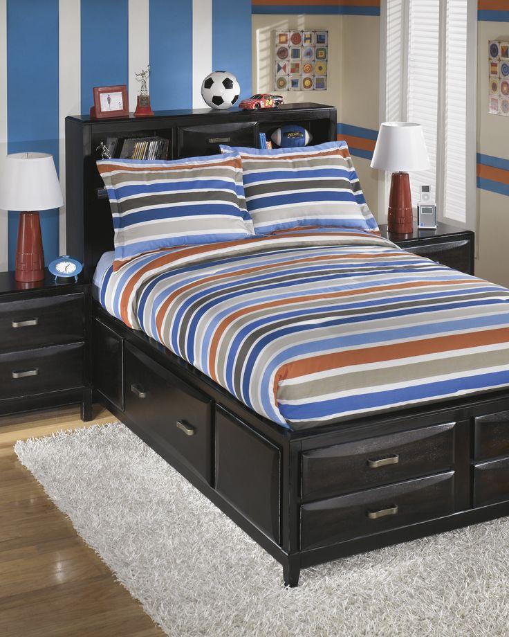 Fisher Stripe Comforter Set