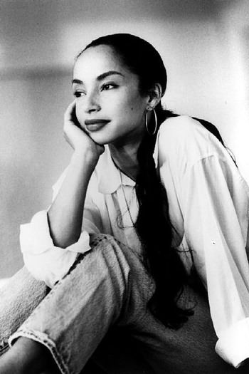 I still recall the first time I heard Sade's voice-- blew me away! I love her sultry voice and her overall style.