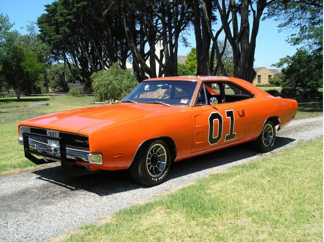 The Very First 'General Lee' Charger Hits The Auction Block     By Kurt Ernst Kurt Ernst  821 views December 28, 2011