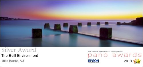 Epson International Pano Awards - Silver Award 2013