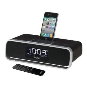 iHome for iPhone 5! I need this in my life, I miss my iHome so much!