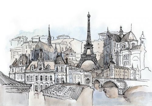 Dreaming of Paris lately... need to go back soon...  http://zsazsabellagio.blogspot.fr
