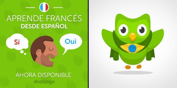 Duolingo francés