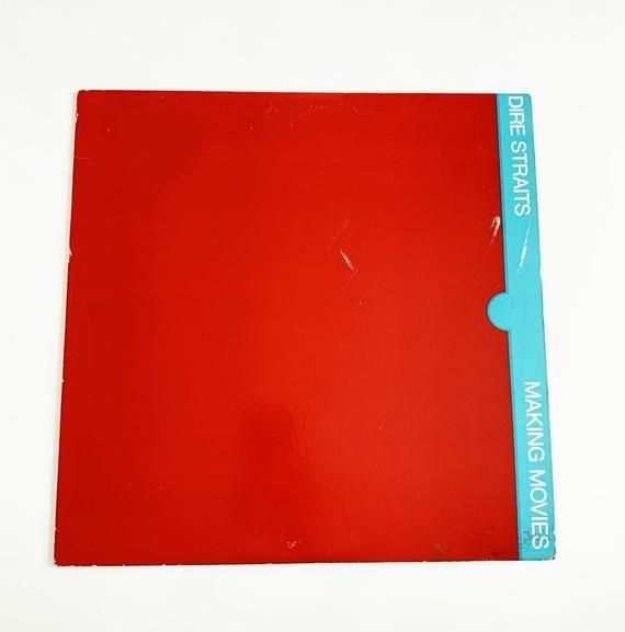 Vintage Dire Straits Making Movies Vinyl Lp Record Album Etsy In 2020 Dire Straits Movies Vinyl