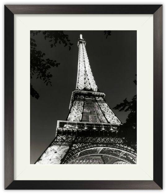 "Tablou ""Eiffel Tower at Night"" http://www.artfoyer.ro/eiffel-tower-at-night.html"