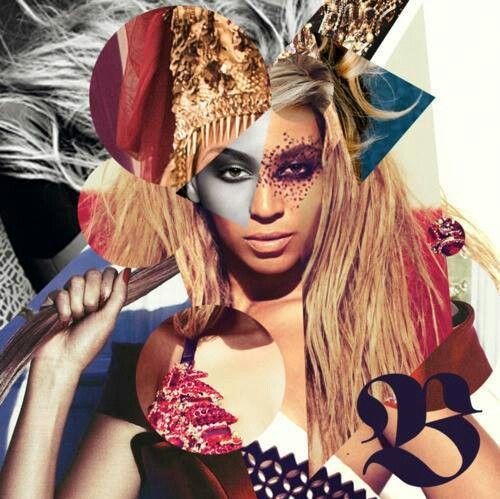 Bey, Dangerously In Love, BDay, IAm ........Sasha Fierce , 4