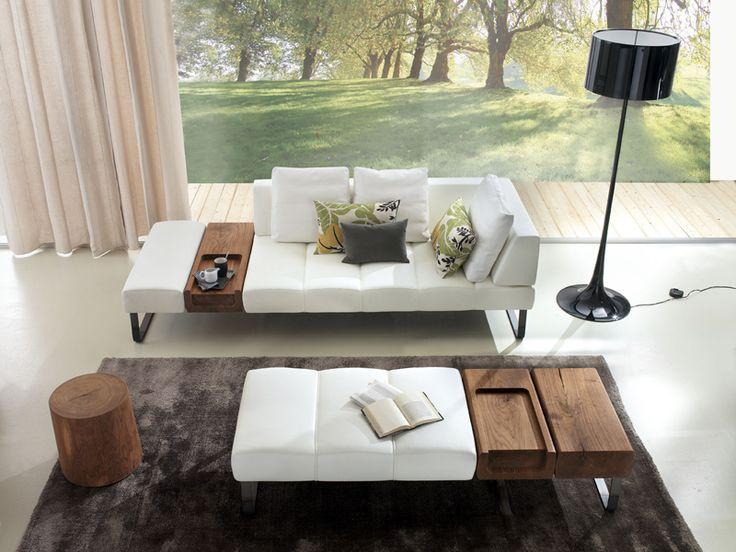 15 moderne Sofas mit vielfältigen und vielseitigen Designs