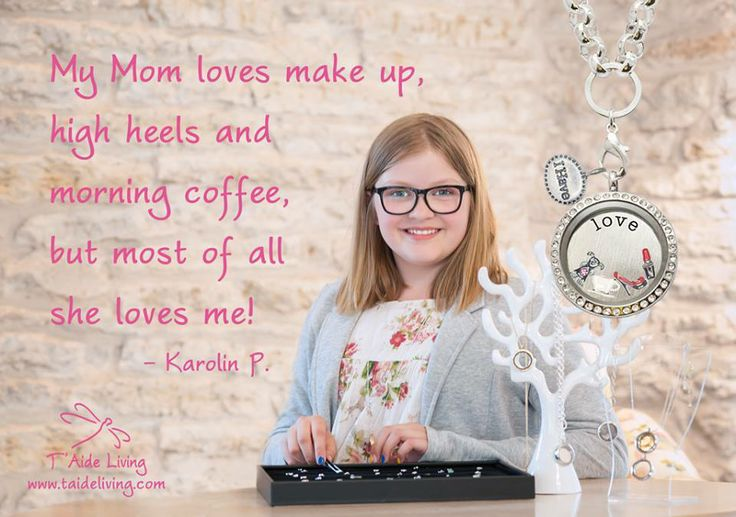 Tell us what would be in your Mom's locket and we draw one lucky Mother, who will win her very own T'Aide Living Locket® on Mother's Day 11.05.2014