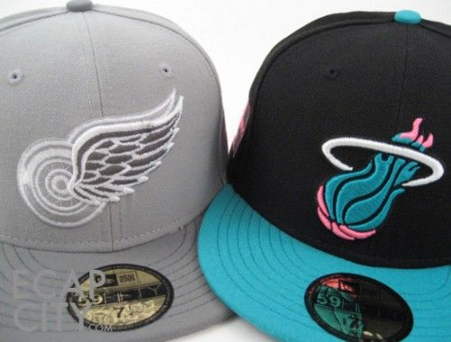 Cool New stuff for teens | ... XI Cool Greys) and Miami Heat (LeBron VIII South Beaches) New Era Hats