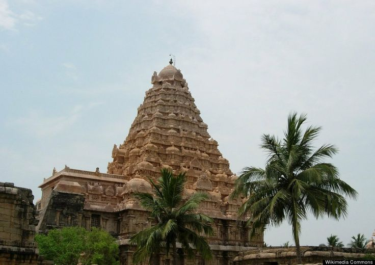 India. Gangaikonda Cholapuram.