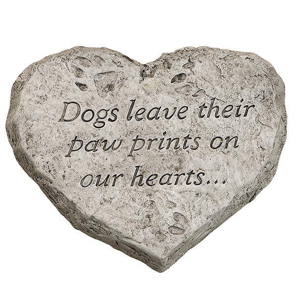 Garden Greetings Dogs Heart MS-1962