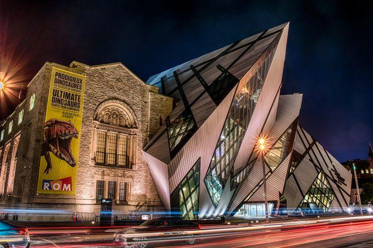 Royal Ontario Museum  Toronto, Ontario