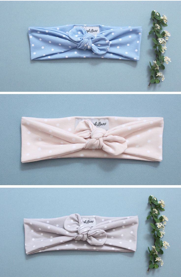 classic neutrals + trendy prints. headbands for every babe's closet.