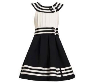 Ref 5513 vestido marinero azul y blanco tama 241 os 4 5 6 6x 7 8