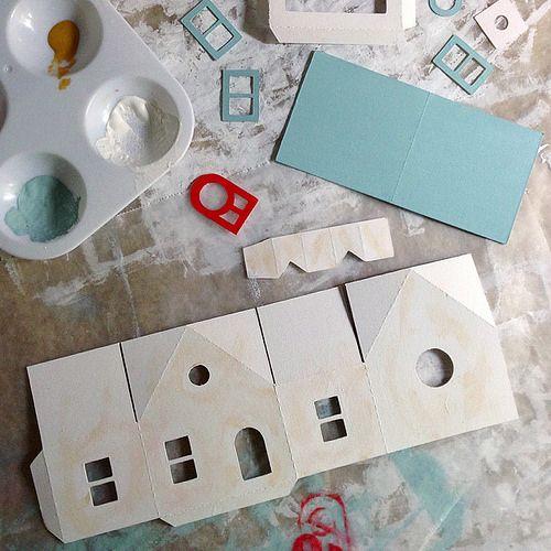 Gewusst wie: dekorieren ein putz Haus / AllThingsPaper.net
