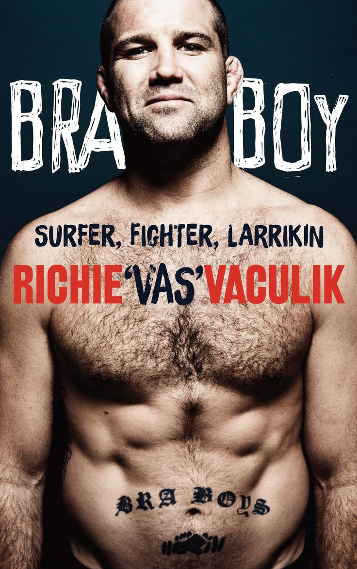 """""""Vas's account of mayhem, mischief and mateship is definitely worth a look."""" Kernel Deb reviews #BRABOY by Richie 'Vas' Vaculik - surfer, fighter and larrikin. BRA BOY is out now from the peeps at Allen & Unwin Books. http://saltypopcorn.com.au/bra-boy/"""