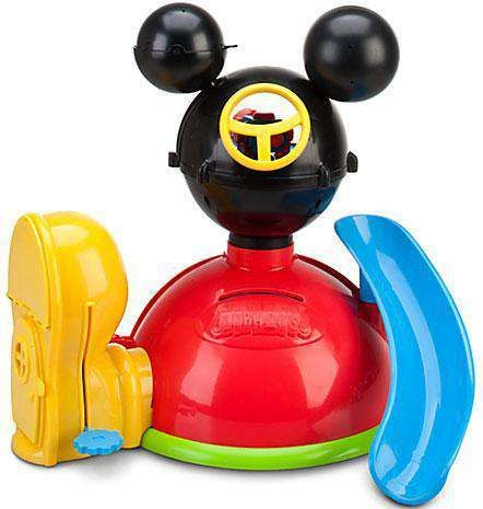 Disney Mickey Mouse Mickey Mouse Clubhouse Exclusive Playset - ToyWiz