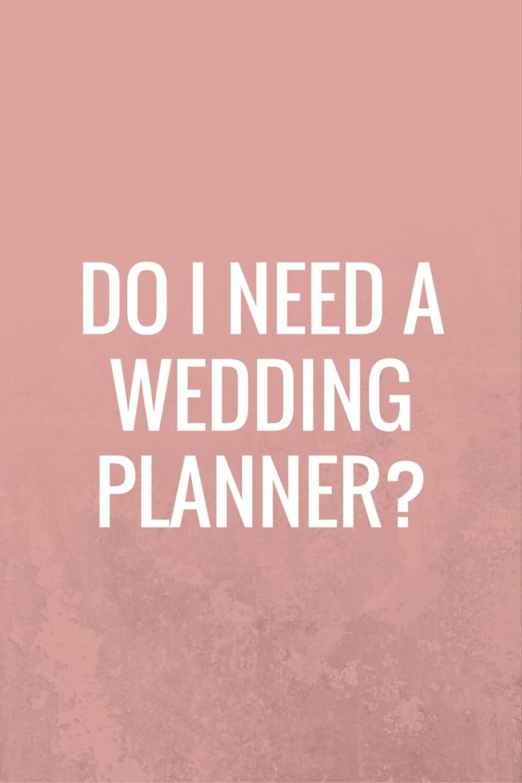 While some brides swear that they couldn't have planned their wedding without a wedding planner, many others couldn't imagine doing it with one. Is a wedding planner essential to planning the wedding of your dreams? Here are some simple tips that may help you decide.
