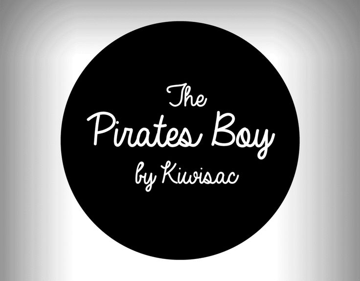 Colecció The Pirates Boy by #Kiwisac