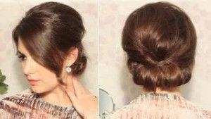 Coiffure simple et rapide-photo coiffure pour un entretien d'embauche,rendez-vous professionnel   Coiffure simple et facile