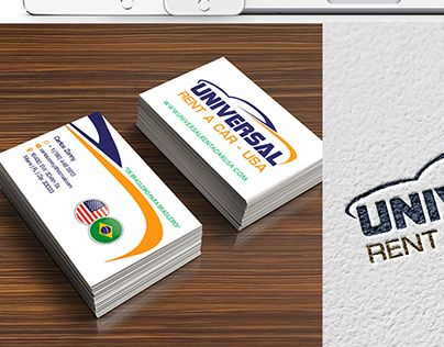 """Check out new work on my @Behance portfolio: """"Universal Rent a Car"""" http://be.net/gallery/35533653/Universal-Rent-a-Car"""